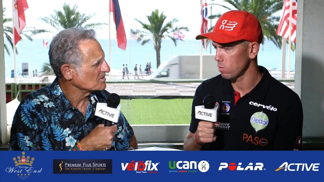 Breakfast with Bob: Nice, France Edition: Frederik Van Lierde