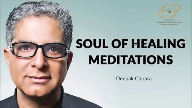 MORNING GUIDED MEDITATION WITH DEEPAK CHOPRA - DAY 6