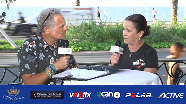 Breakfast with Bob: Nice, France Edition: Diana Bertsch