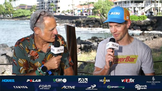 Breakfast with Bob 2019 Kona: Tim DeBoom