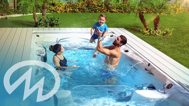 Master Spas presents: Michael Phelps Family Underwater Adventure