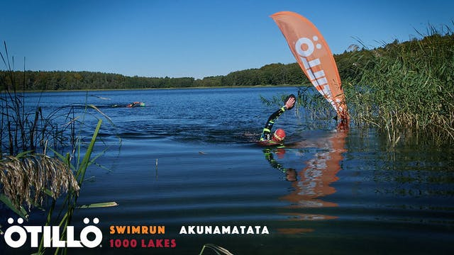 ÖTILLÖ: 1000 Lakes 2019