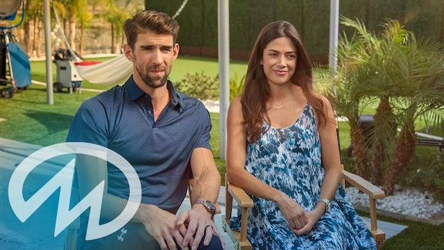 Master Spas presents: Michael and Nicole Phelps
