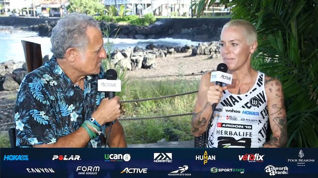 Breakfast with Bob 2019 Kona: Heather...
