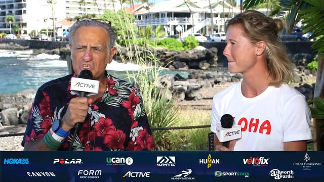 Breakfast with Bob 2019 Kona: Els Visser