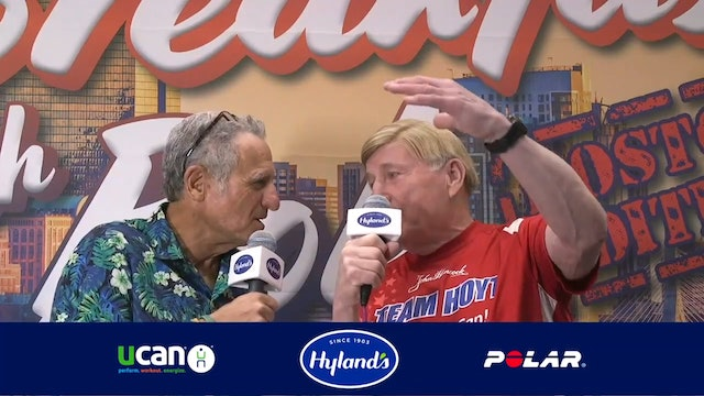 Breakfast with Bob Boston Edition 2019: Dick Hoyt