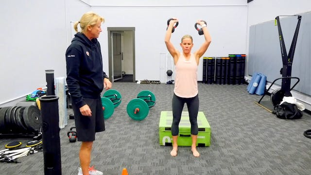 Strength into Stability Supersets