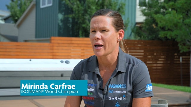 Master Spas presents: Mirinda Carfrae