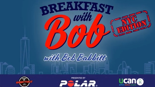 Breakfast with Bob: New York City Edition