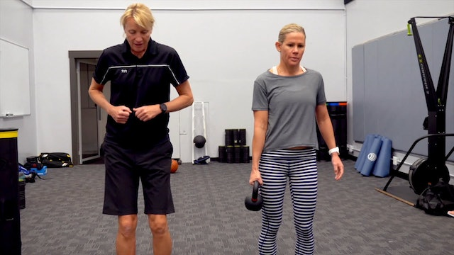 Different Lunge Variations