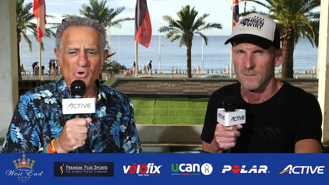 Breakfast with Bob: Nice, France Edition: Elmar Sprink