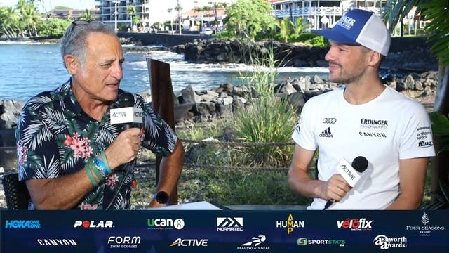 Breakfast with Bob 2019 Kona: Patrick...