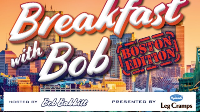 Breakfast with Bob: Boston Marathon Edition