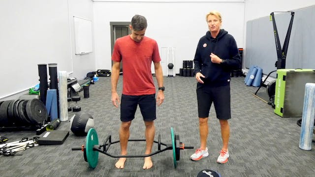 Strength Into Speed Supersets