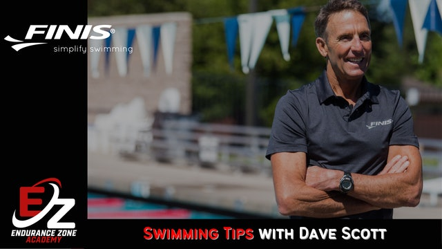 FINIS - Dave Scott & Proper Head Position