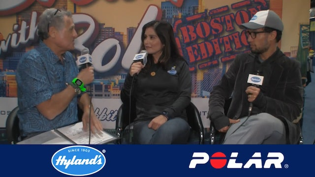 Breakfast with Bob 2018 Boston Edition: Brian Pfeffer and Rachel Rodriguez