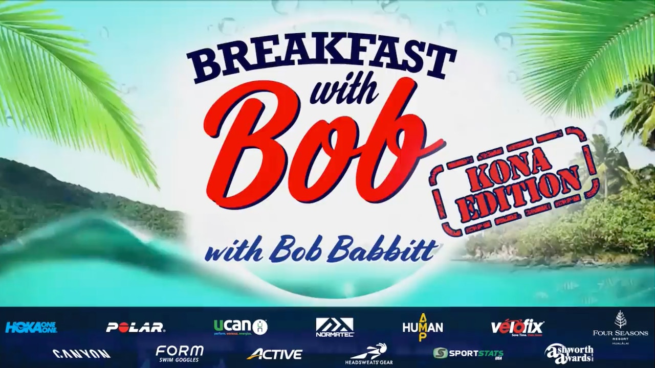 Breakfast with Bob: Kona Edition