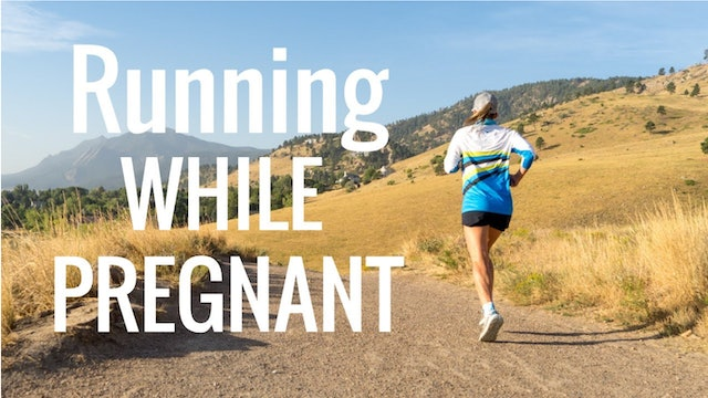 Running While Pregnant 22 Weeks
