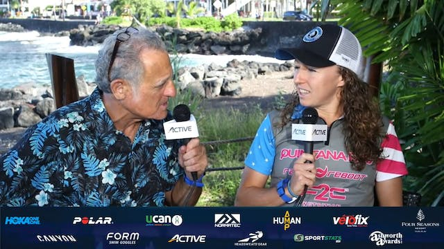 Breakfast with Bob 2019 Kona: Jocelyn...