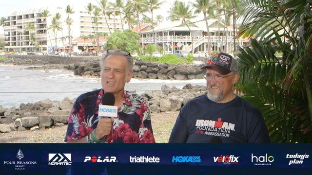 2018 Breakfast with Bob from Kona: Marcus Cook