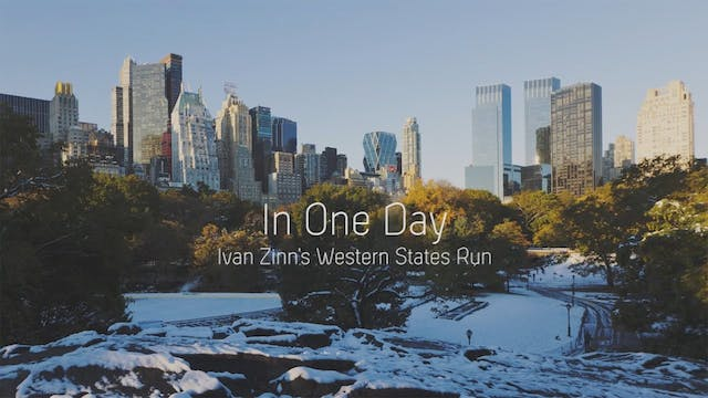 In One Day: Ivan Zinn's Western State...