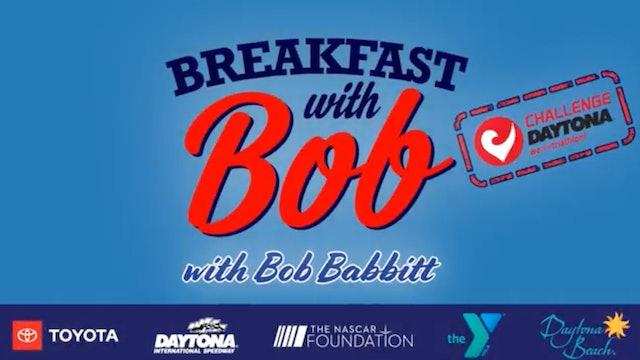 Breakfast with Bob: Challenge Daytona
