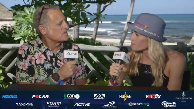 2019 Breakfast with Bob from Kona: Lucy Charles-Barclay, 2nd Place