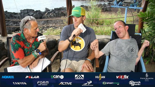 Breakfast with Bob 2019 Kona: Brent a...