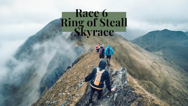 Race 6 - Ring of Steall Skyrace