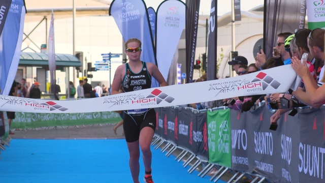 Superfeet Sandman Triathlon (Welsh Super Series) 2018