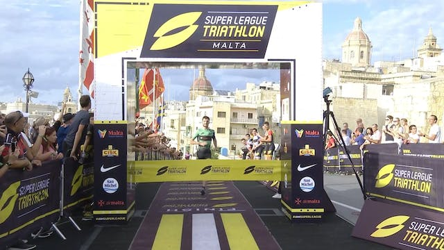 Super League Triathlon Malta 2018: Da...