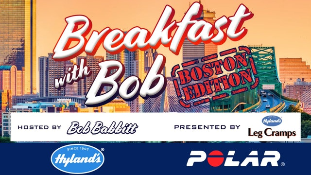 Breakfast with Bob 2018 Boston Edition: Tim Don