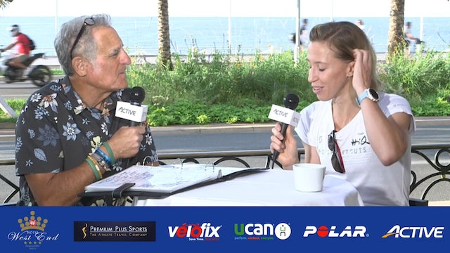 Breakfast with Bob: Nice, France Edition: Lisa Norden