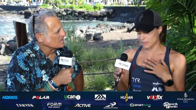 Breakfast with Bob 2019 Kona: Sarah True