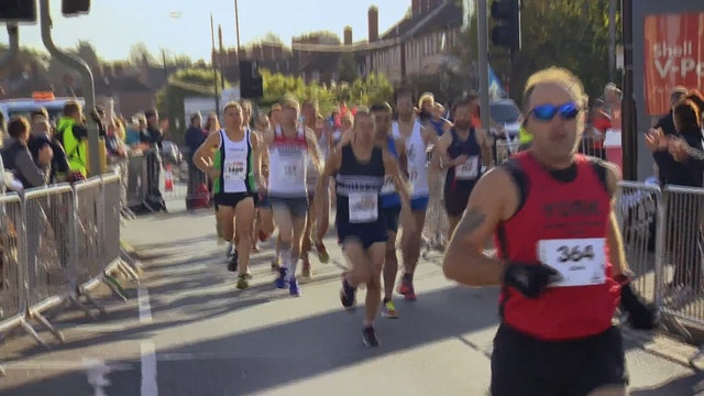 Plusnet Yorkshire Marathon 2016