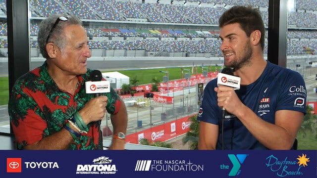Breakfast with at Bob Challenge Daytona: Dylan McNeice