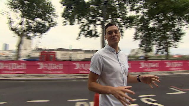 AJ Bell London Triathlon 2016