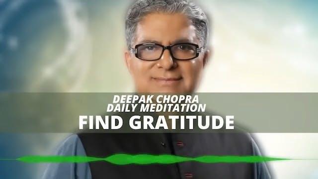10 Min Meditation - Gratitude - Daily...