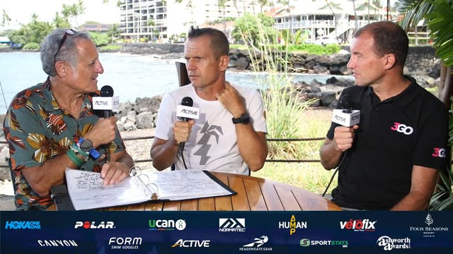 Breakfast with Bob 2019 Kona: Luc Van...