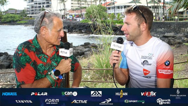 Breakfast with Bob 2019 Kona: Bart Ae...