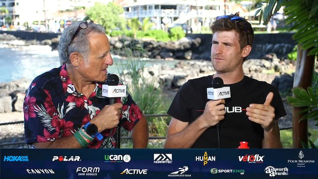 Breakfast with Bob 2019 Kona: David M...