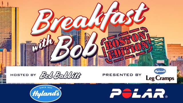 Breakfast with Bob 2018 Boston Edition: Mirna Valerio