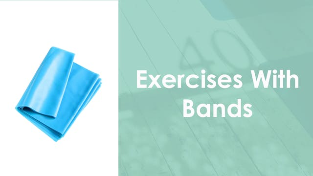 Excercises with Bands