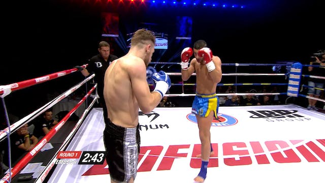 Enfusion #41 Aziz Kallah (MAR) vs Ced...