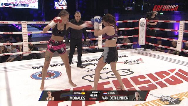 Enfusion #89 Christina Morales (ESP) vs Georgina van der Linden (NLD) 26.10.2019