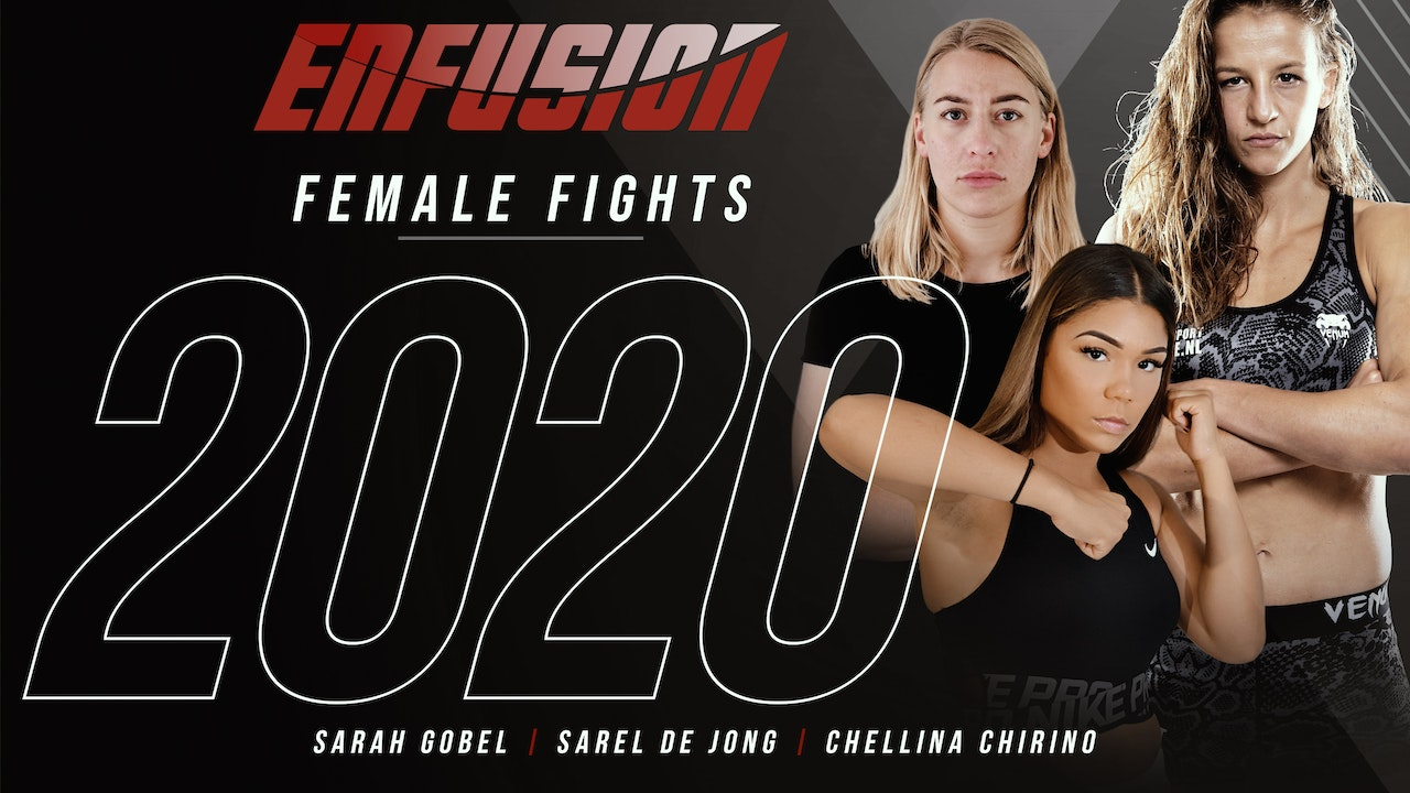 Enfusion Female Fighters from 2020