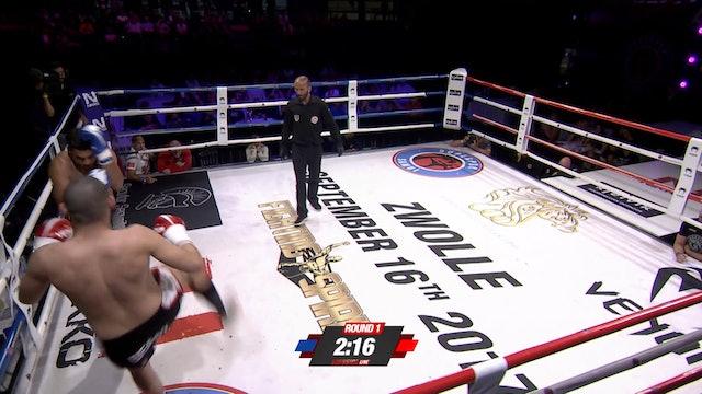 Enfusion #52 Ibrahim El Boustati (MAR) vs Mauricio Costa Cardoso(BRA) 16.09.2017