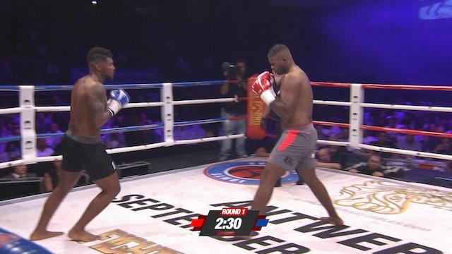 Enfusion #53 Jahfarr Wilnis (NLD) vs Luis Tavares (NLD) 30.09.2017