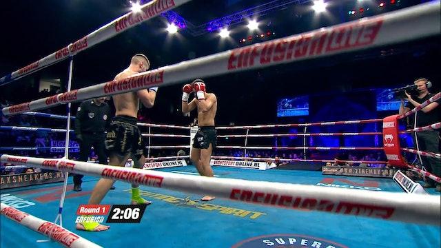 Enfusion #34  Mohammed Jaraya (MAR) vs Andrei Ostrovanu (ROU)  21.11.2015