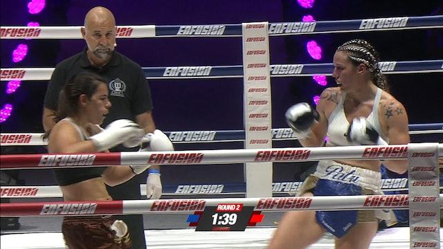 Enfusion #81  Particia Rodriguez (ESP) vs Carolina Silva (PRT) 30.03.2019